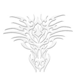 Download free 3D printer files DragooN Tribal, FraGar