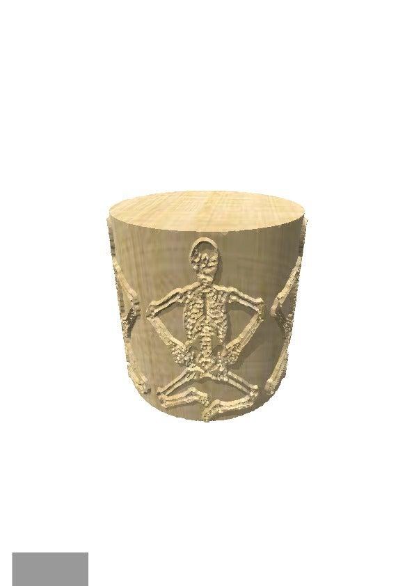 54e0402838fbb0706f3556aad5760464.png Télécharger fichier STL gratuit Skeleton-Light • Plan imprimable en 3D, FraGar