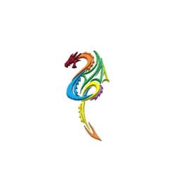 Download free 3D model DragooN Tribal II, FraGar