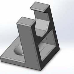 Download free 3D printing models Blind fold twister holder, FraGar