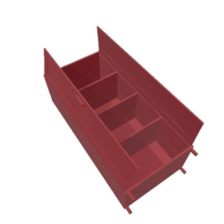 b717c66d3c3bb68258a77671ebb8796f.png Download STL file Clothes Cabinet • 3D printable design, FraGar