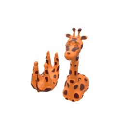 Download free 3D printer designs Giraffe_123_Remix, FraGar