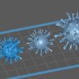 Download free STL files Coronavirus, DenStasis