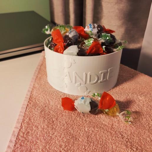 IMG_20190918_194720.jpg Download free STL file Candy Vase • 3D printer design, DenStasis
