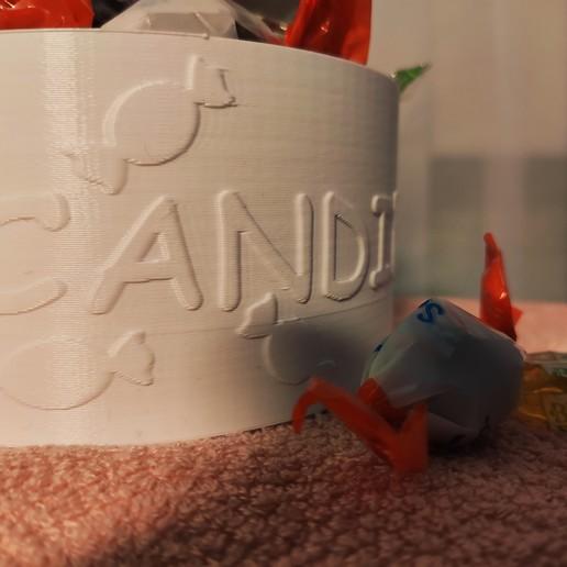 IMG_20190918_194617.jpg Download free STL file Candy Vase • 3D printer design, DenStasis
