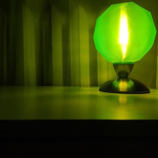 Download free STL file LAMPSHADE • 3D print object, DenStasis