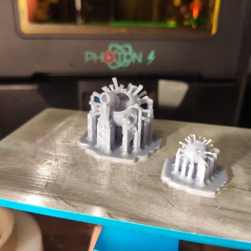 IMG_20200321_205551.jpg Download free STL file Coronavirus • Object to 3D print, DenStasis