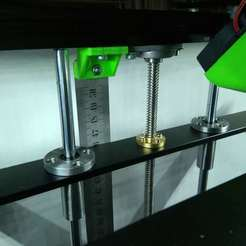 Download free 3D printing files Ruler Holder, suromark