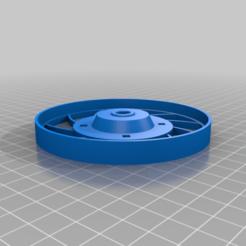 BaseGearSingleSided.png Download free STL file Camera Pan/Tilt Head • 3D printer design, suromark