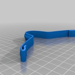 MaskNoseFix.png Télécharger fichier STL gratuit Fixateur de nez pour masques en tissu • Objet imprimable en 3D, suromark