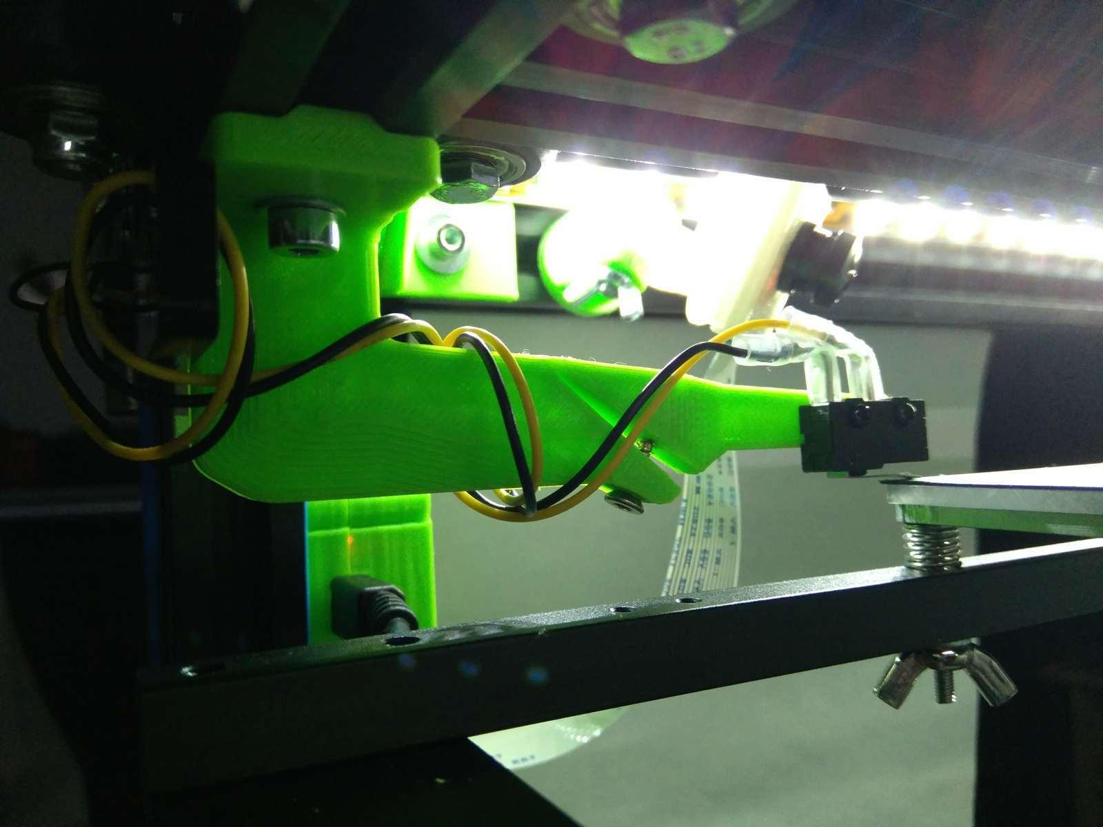 2018-02-13_221050_IMG_web.jpg Download free STL file TronXY X5S Bed Sensor Extender v2 • 3D print model, suromark