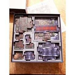 Download free 3D printer files Imperial Assault - Base Game Map tile organizers, nickgrawburg