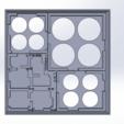 Download free 3D printer files Imperial Assault - Base Game Map tile organizers, nickgrawburg