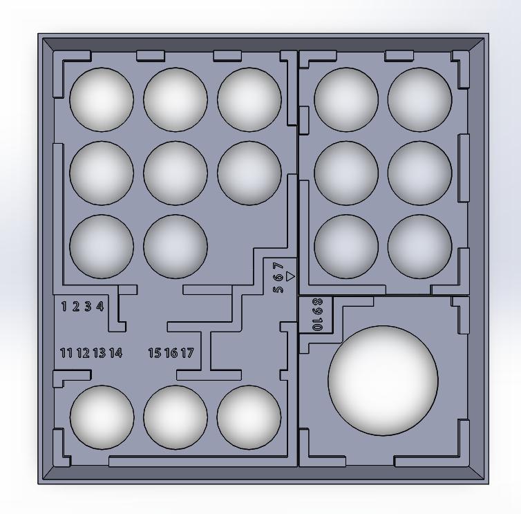 Jabba-Insert.png Télécharger fichier STL gratuit Assaut impérial : Jabba's Realm - Organisateur de tuiles de carte • Plan pour impression 3D, nickgrawburg