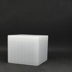 Small storage box - 01.jpg Télécharger fichier STL gratuit Petite boîte de rangement • Modèle pour impression 3D, Carbo6