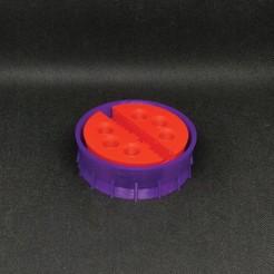 Descargar archivo 3D Soporte de teléfono y caja de sonido - versión plana, Carbo6