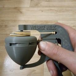 Download free 3D printer templates Elastic Top Gun!, cgr60400