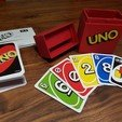 Download free STL files UNO Box - Multi Color - Space for Cards and Instructions, Dragon2781