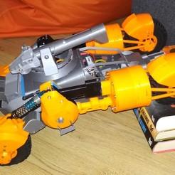 IMG_20191103_195822.jpg Télécharger fichier STL gratuit RC Buggy Outrunner (Borderlands) • Design imprimable en 3D, mochr