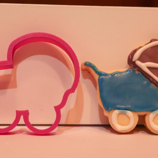 Babyshower_2.jpeg Download free OBJ file Baby Shower cookie cutters • 3D printing model, Ragkov
