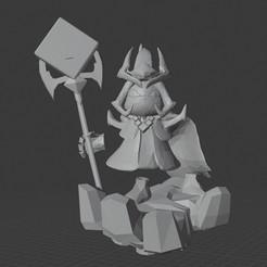 Télécharger fichier 3D gratuit Dernier chef Veigar - Ligue des légendes, Ragkov