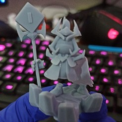 Télécharger fichier 3D gratuit Boss Veigar - Ligue des légendes, Ragkov