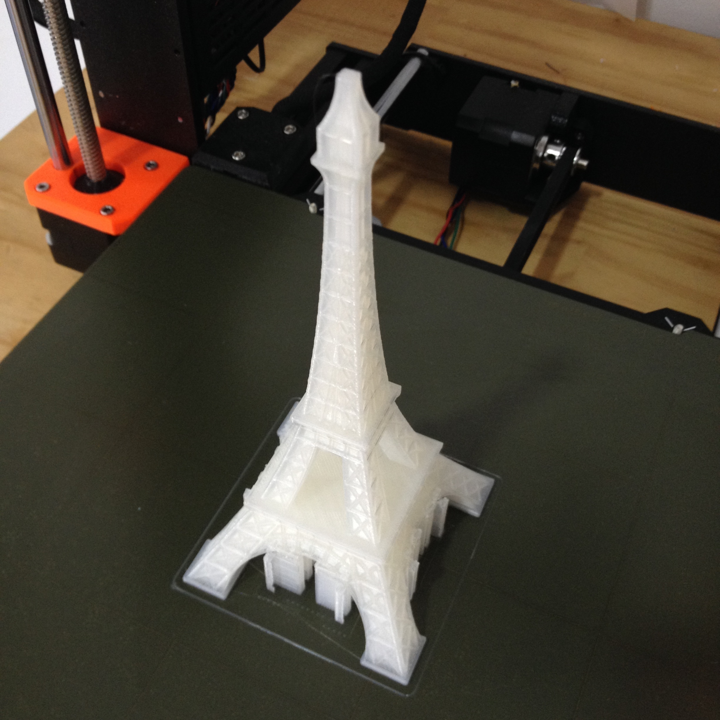 IMG_2034.JPG Download free STL file Eiffel Tower | 150mm | FFF (FDM) • 3D print template, ATIXFormas3D
