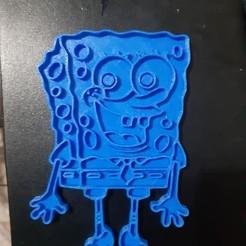 Download STL Marker Sponge Bob, edgarohb2