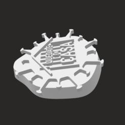 Download 3D print files Mask covid-19, camilatroisi555