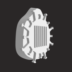 Descargar archivo STL Mascara covid-19  • Diseño para impresión en 3D, camilatroisi555