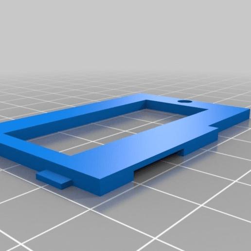a27174f18c7bfc5f63fe191a07f12e40.png Télécharger fichier STL gratuit Adaptateur de batterie 18650 pour NDS Lite • Modèle pour imprimante 3D, LarryG