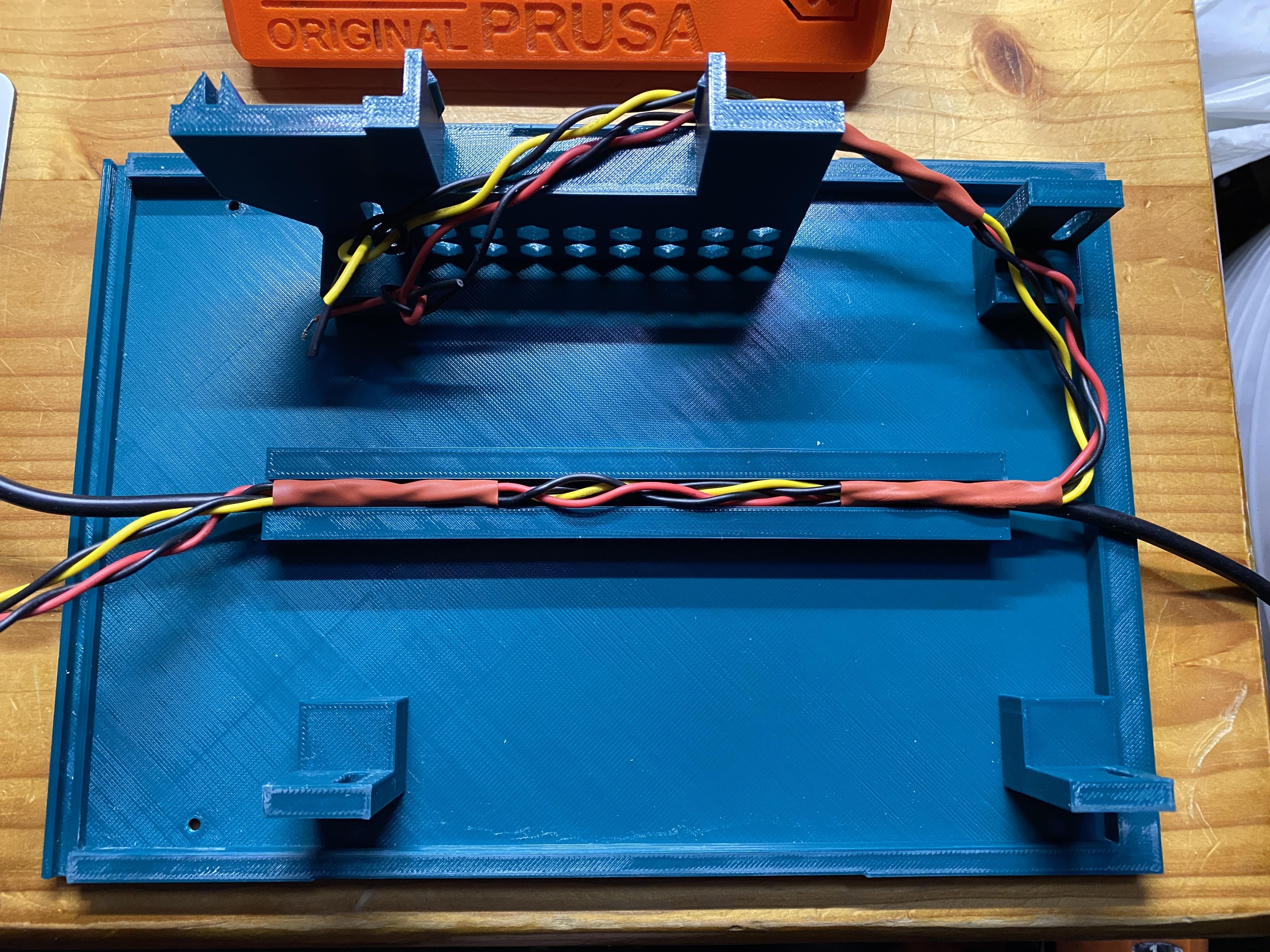 Main_base_with_Wiring.JPG Télécharger fichier STL gratuit Affaire Riden RD6006 sur l'alimentation électrique • Objet imprimable en 3D, christinewhybrow