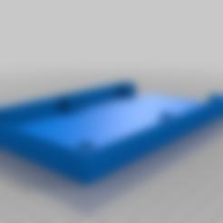 Télécharger fichier GCODE gratuit Porte-papier de verre avec aimants • Modèle pour imprimante 3D, christinewhybrow