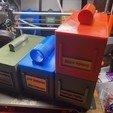 Télécharger fichier 3D gratuit Couvercles hermétiques sur les conteneurs, christinewhybrow