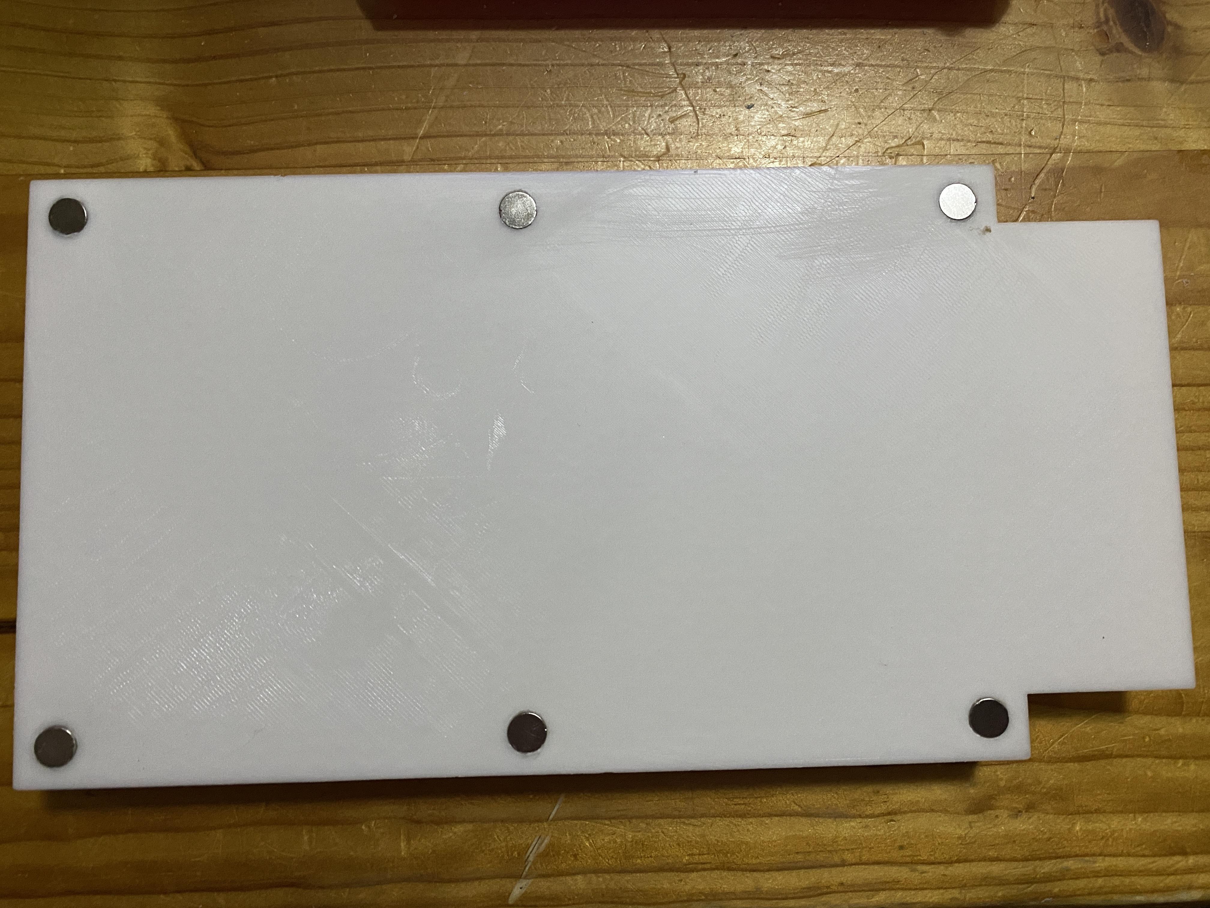 IMG_0371.JPG Télécharger fichier STL gratuit Porte-papier de verre • Design pour imprimante 3D, christinewhybrow