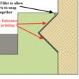Section_showing_side_Nub_Clearance.png Télécharger fichier STL gratuit Affaire Riden RD6006 sur l'alimentation électrique • Objet imprimable en 3D, christinewhybrow