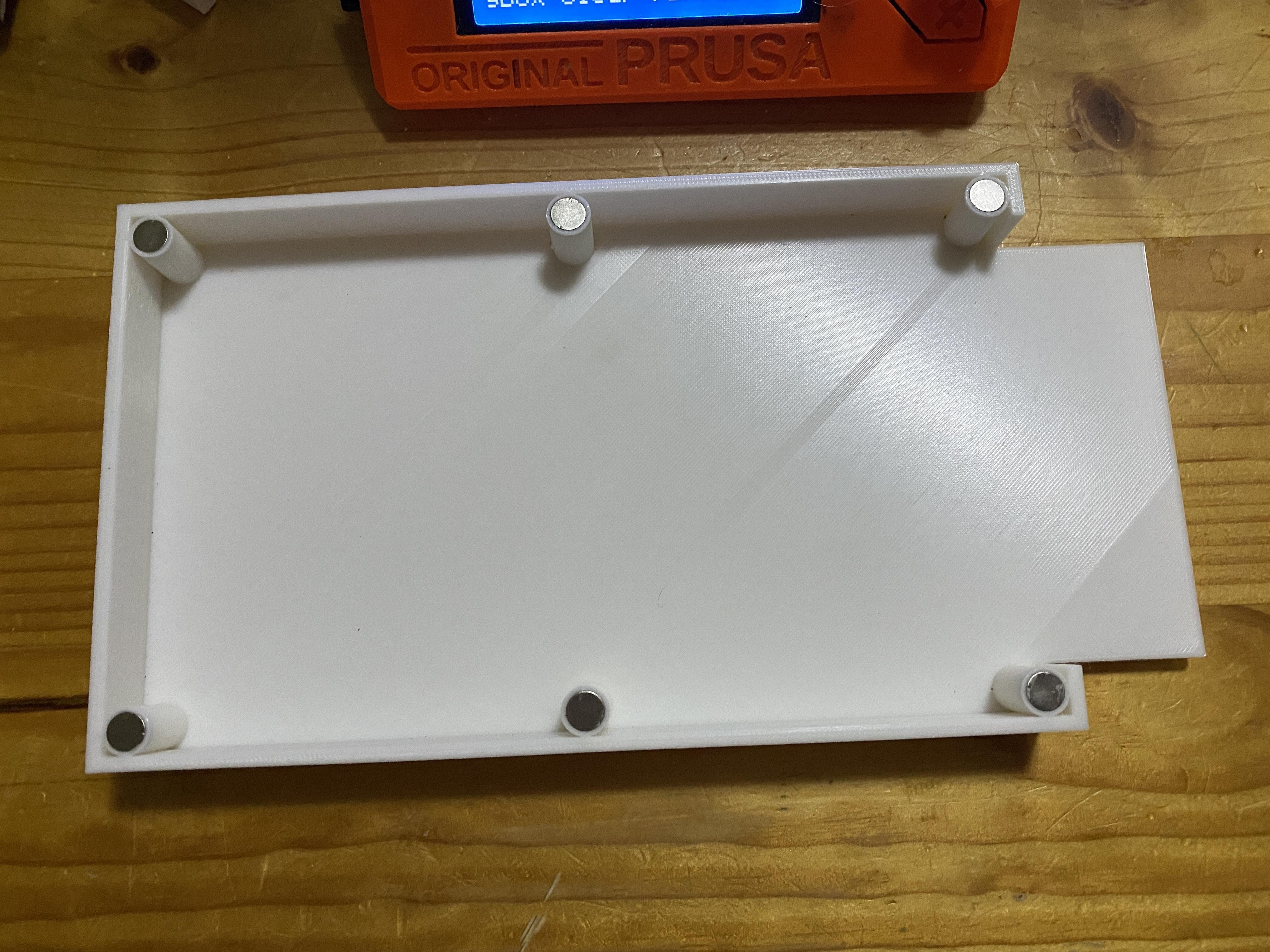 IMG_0370.JPG Télécharger fichier STL gratuit Porte-papier de verre • Design pour imprimante 3D, christinewhybrow