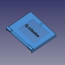 Télécharger fichier STL gratuit Alfawise U30 - Affichage du couvercle, Scigola