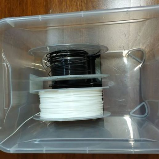 Télécharger fichier imprimante 3D gratuit Rulli porta bobina, Scigola