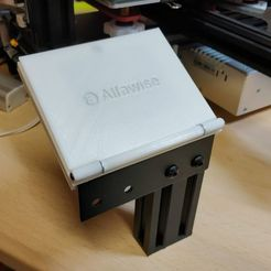 Download free 3D printer model Alfawise U30 - Cover display, Scigola