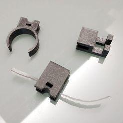Télécharger fichier imprimante 3D gratuit reggicavi, Scigola