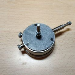 IMG_20190510_152415.jpg Download free STL file Recupero vecchio micrometro • 3D printing design, Scigola