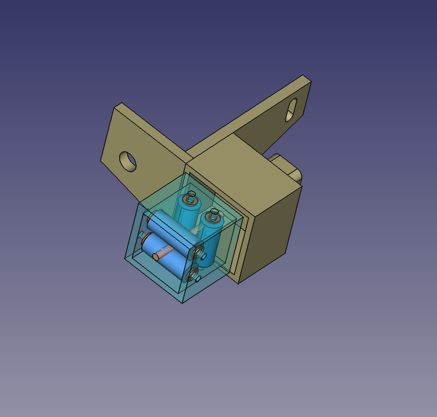 Anycubic_I3_Mega_guada_filo.jpg Download free STL file Anycubic I3 Mega - Guida filo • 3D printing object, Scigola