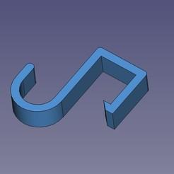 Download free 3D printer templates Gancio Portatutto, Scigola