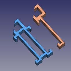 Télécharger plan imprimante 3D gatuit AlfawiseU30 - Sostegno par TL-Smoother, Scigola