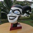 Télécharger fichier imprimante 3D gratuit Support pour écouteurs Harley Quinn, fasya