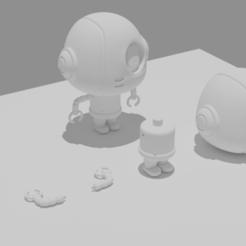 Descargar modelos 3D bobber, yeisonvillamil