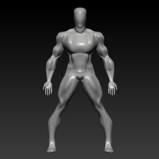 Télécharger modèle 3D gratuit Spiderman, Taller-B