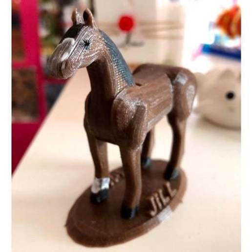 a891c687c5a5b95d8020b0918a26a2ee_preview_featured.jpg Télécharger fichier STL gratuit Puzzle cheval • Objet pour imprimante 3D, roelnoten