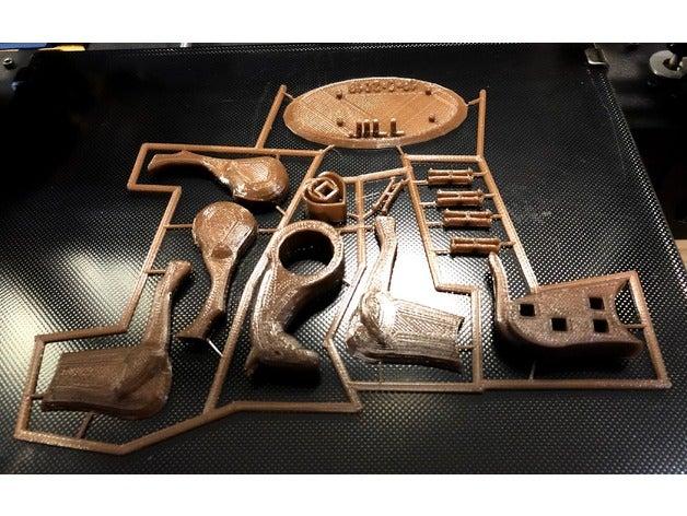 a3bb308e6887129ce79a6428a839df29_preview_featured.jpg Télécharger fichier STL gratuit Puzzle cheval • Objet pour imprimante 3D, roelnoten